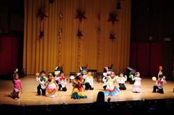 ensemble dance