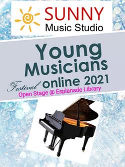 Young Musician Festival Esplanade