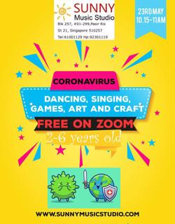 coronavirus event