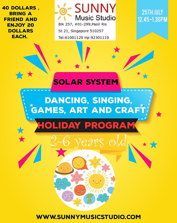 solar system for toddlers