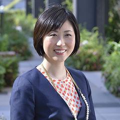 理事長 藤川恭子の笑顔の写真