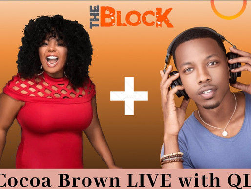 COCOA BROWN TALKS TYLER PERRY, MOTHERHOOD, DATING, TIFFANY HADDISH & MORE WITH QL