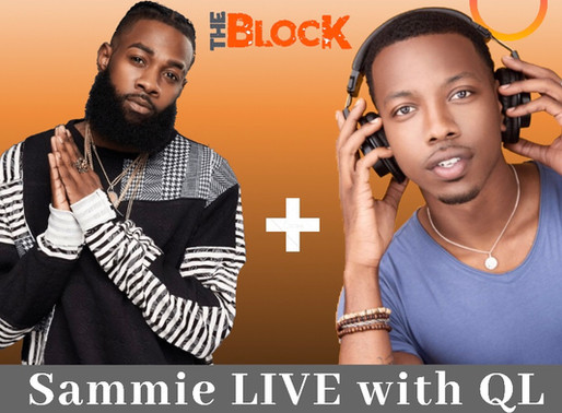Sammie Talks New Music, King of RnB, Love Life & MORE with QL