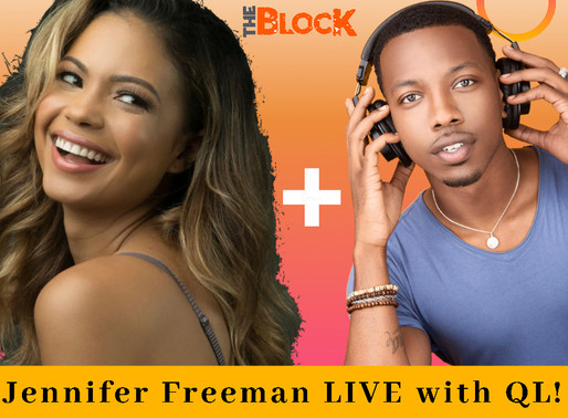 Actress Jennifer Freeman New Project with Ray J, Tisha Campbell & Life After My Wife & Kids