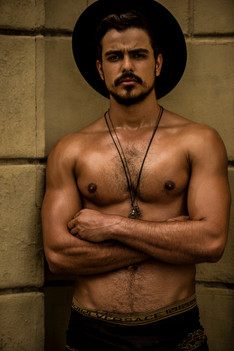 Haran Oliveira. Foto por Luciana Sposito