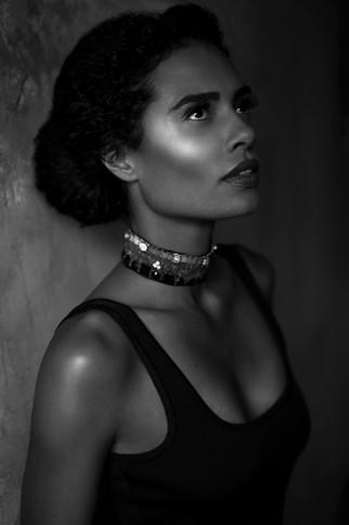 Aisha Jambo. Foto por Luciana Sposito