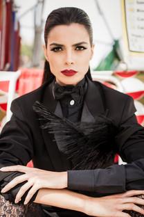Joana Sanz por Luciana Sposito.