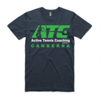 Active Tennis Coaching T-Shirt