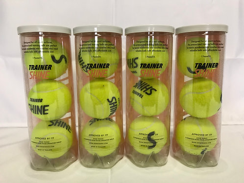 3 Tennis Balls for Adults