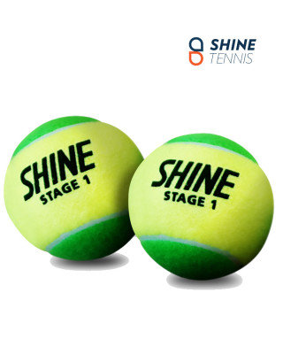 12 Green Stage Balls