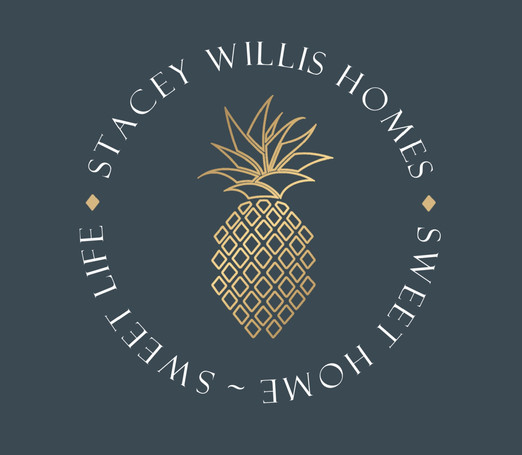New website and branding for Stacey Willis Homes!