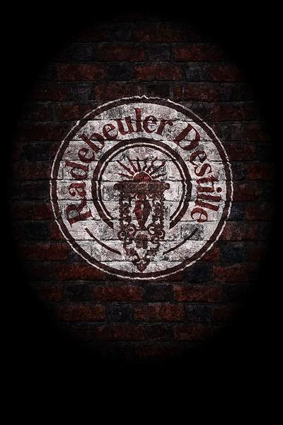 19-3 Logo displacment brick wall grounge