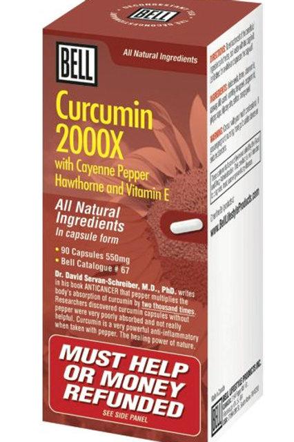 67 Curcumin 2000X