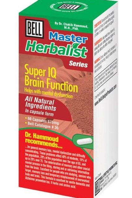 36 Super IQ Brian Function