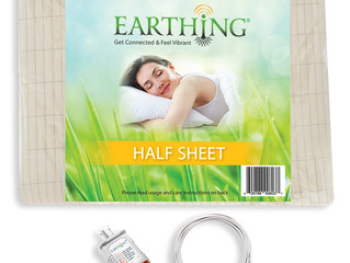 Earthing:  Connecting to the energy of the ground