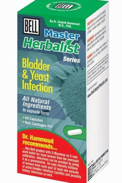 31 Bladder Yeast Infection