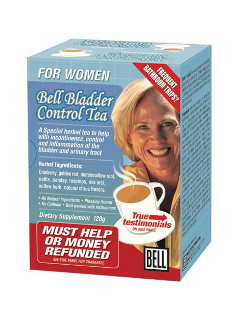4b Bladder Control Tea for Women