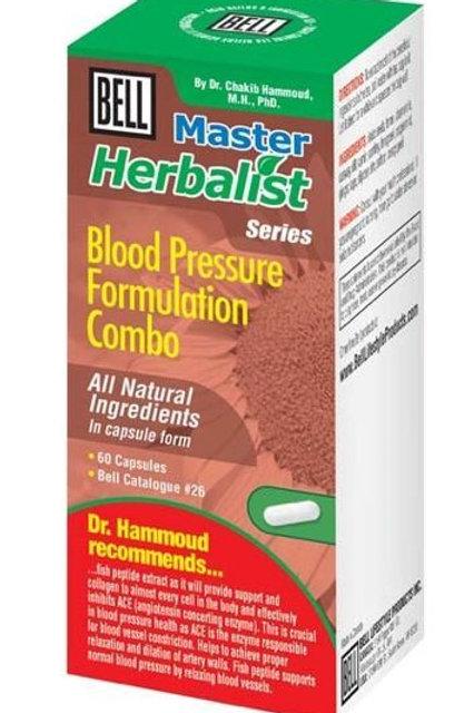 26 Blood Pressure Combo