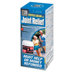 2b Joint Pain Pepper Cream