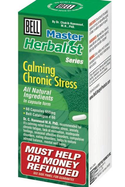 66 Calming Chronic Stress