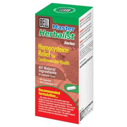 17 Homocysteine Relief Cardiovascular Health