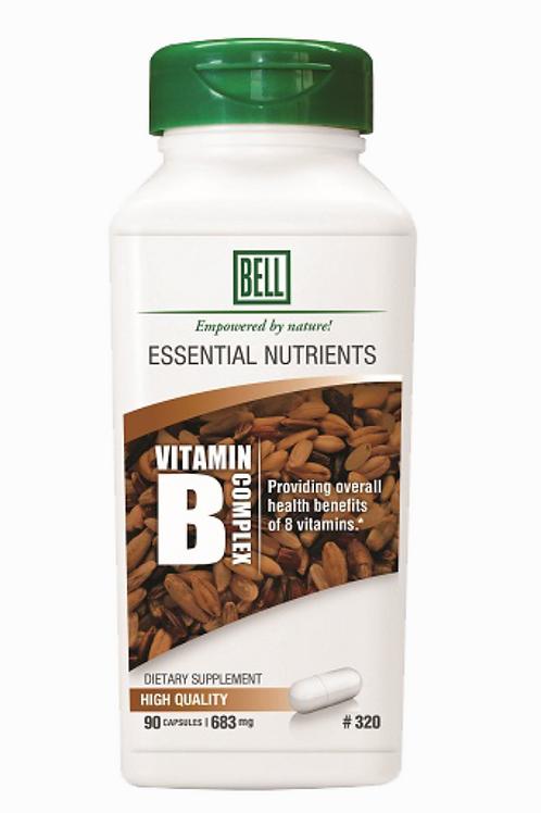 320 Vitamin B complex