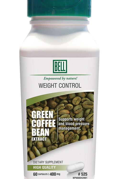 525 Green Coffee Bean Extract 60 capsules