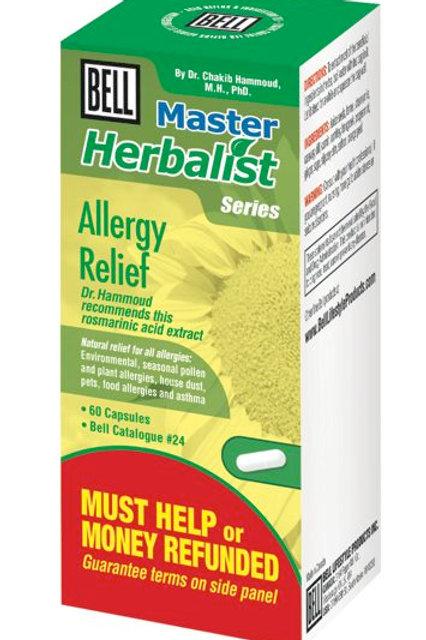 24 Allergy Relief