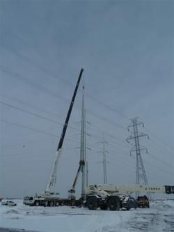 2. Mono Pole Crossing