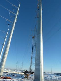 5. Mono Pole Crossing