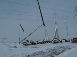 1. Mono Pole Crossing