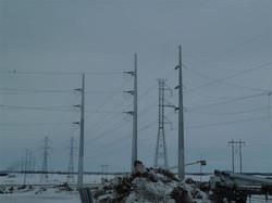 7. Mono pole Crossing