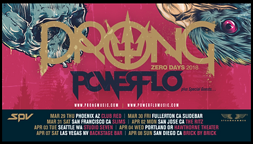 """PRONG Releases Official Music Video for """"Forced Into"""