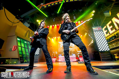 'Rockin' into the Night' with 38 SPECIAL at the RACE JAM 2018 at FREMONT STREET EXPERIEN