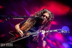 Coheed and Cambria with Taking Back Sunday at the Joint at the Hard Rock LV