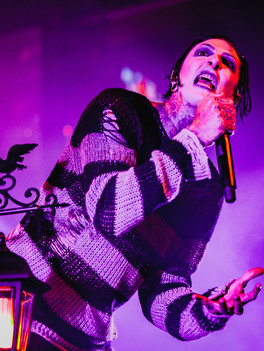 Motionless in White: Trick 'R Treat Tour Feat Twiztid, after The Burial and We Came As Romans at