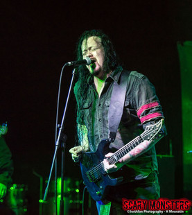 Evergrey with Seven Kingdoms, Need and Ascendia at Adrenaline Bar