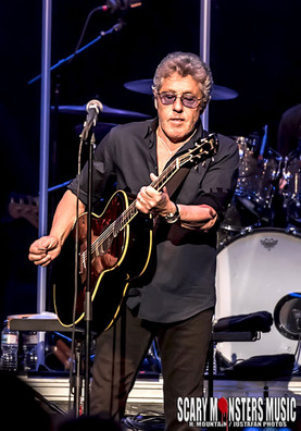 ROGER DALTREY and the NO PLAN B BAND in Las Vegas