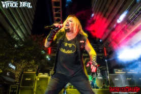 """Vince Neil with Original Sin REALLY Rock the Downtown Grands """"Rock the Street"""" Concert"""