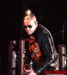 KMFDM and ohGr at the Fremont Country Club Downtown Las Vegas