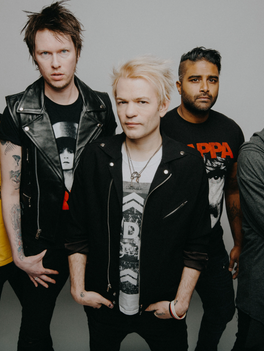 """SUM 41 'ORDER IN DECLINE"""" tour coming to Vegas Oct 16 - With The Amity Affliction and The P"""