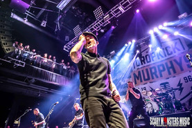 DROPKICK MURPHYS with HATEBREED and RUSS RANKIN at BROOKLYN BOWL LV
