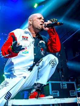 FIVE FINGER DEATH PUNCH Kick Off the SIN CITY MONSTER BASH in Las Vegas with THREE DAYS GRACE, BAD W