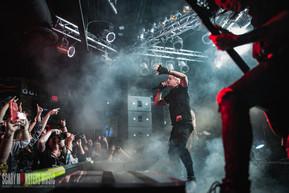 Days of Disorder Tour 2019 with Powerman5000, (He'd) p.e. and Adema at Vamp'd Vegas