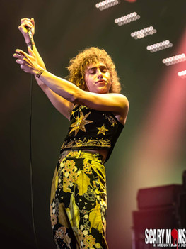 GRETA VAN FLEET: SOLD OUT at The Joint in Las Vegas with guests Shannon and The Clams