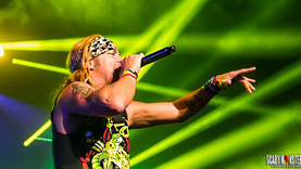Poison have Nothing But A Good Time in Vegas with Cheap Trick and Pop Evil