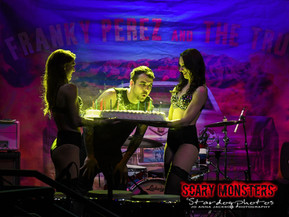 Franky Perez Rocks his 29th with The Truth at the Palms