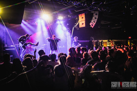 The Pure Noise Tour with Stick To Your Guns - and support from TERROR, Counterparts, Sanction and Ye