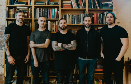 """Between The Buried And MeRelease Official Music Video For """"FIX THE ERROR"""""""