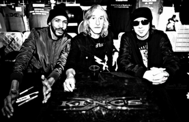 Rock Legends KING'S X Join Golden Robot Records, Set to Release First Album in Over a Decade in